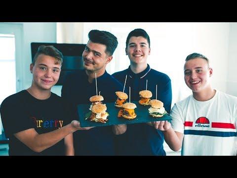 Kochen mit Abonnenten! | Kreative Burger