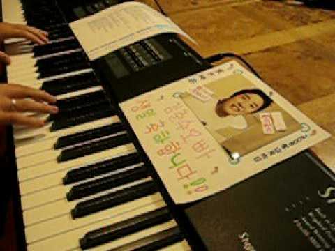東方神起 - 노을.. 바라보다 (Picture of You) Piano Version