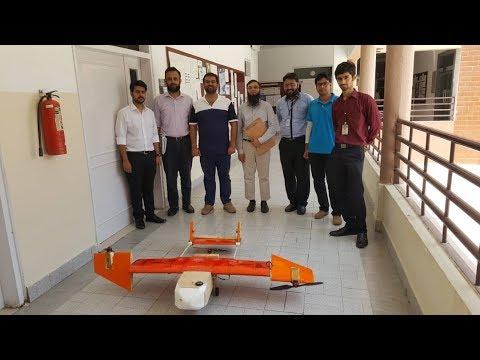 Autonomous Vertical Takeoff/Landing (VTOL) UAV