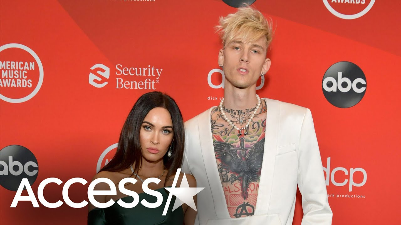 Machine Gun Kelly Searched Megan Fox's Home With a Weapon