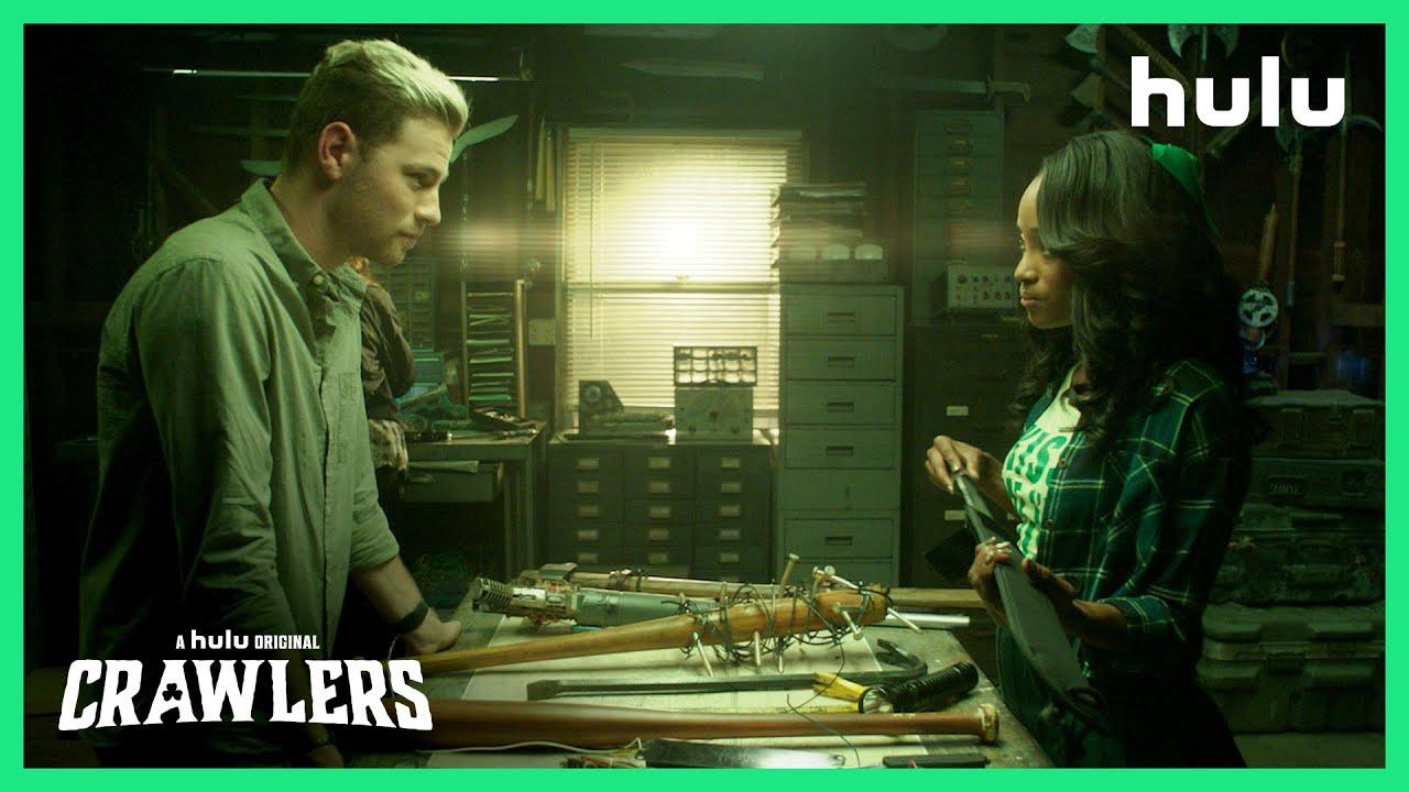 Download Into the Dark: Crawlers - Trailer (Official) • A Hulu Original