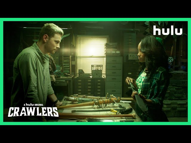 Into the Dark: Crawlers - Trailer (Official) • A Hulu Original