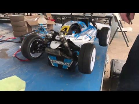 2018 The Dirt Nitro Challenge (DNC) - Sunday Buggy Mains Mp3