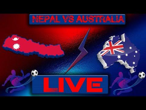 Nepal Vs Australia live II World Cup 2022 Qualifier