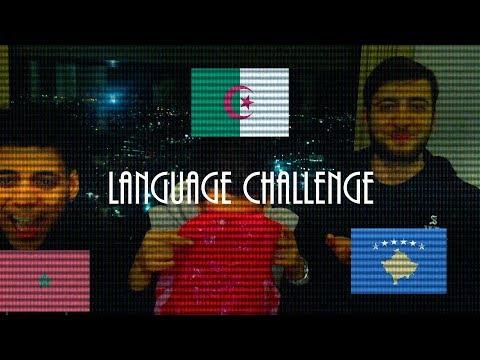 ALGERIA vs MOROCCO vs KOSOVO!! Language challenge