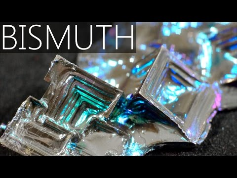 How To Make Bismuth Crystals