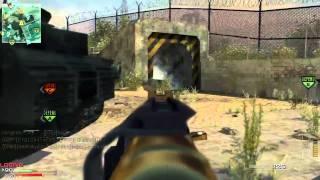 MW3 | 87-8 Gold AK47 Gameplay | Dutch Modern Warfare 3 Commentary - LMG Info