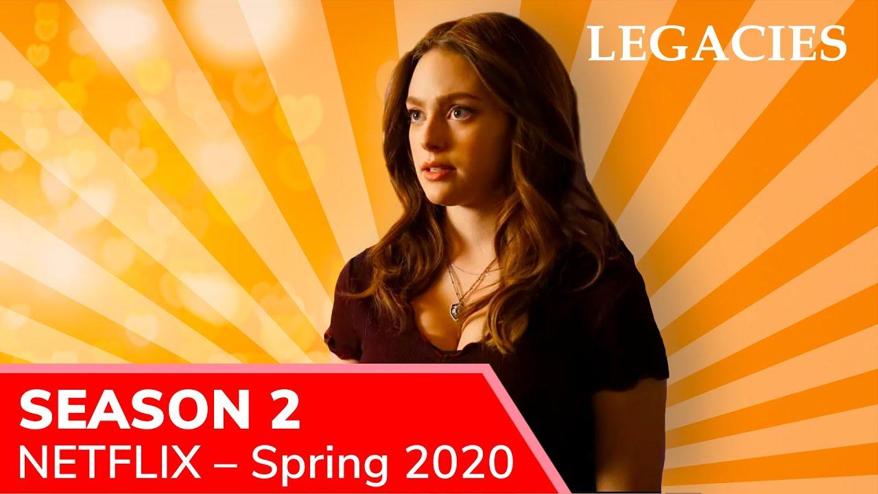 Legacies Season 2 renewed for fall 2019  Netflix release date – spring 2020