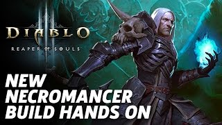 Hands On With Diablo 3's Updated Necromancer Gameplay
