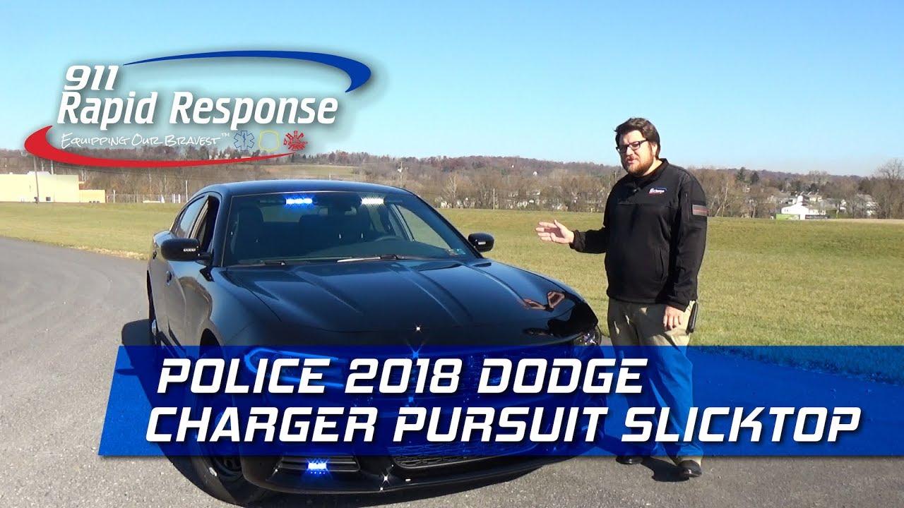 2018 Dodge Charger Pursuit 911rr