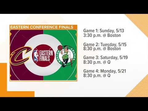 cleveland-cavaliers-vs.-boston-celtics:-2018-nba-playoffs-schedule