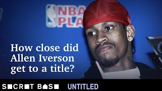 Allen Iverson never won an NBA championship. Here's what left him empty-handed.