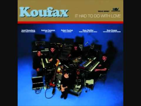 Koufax - Minor Chords
