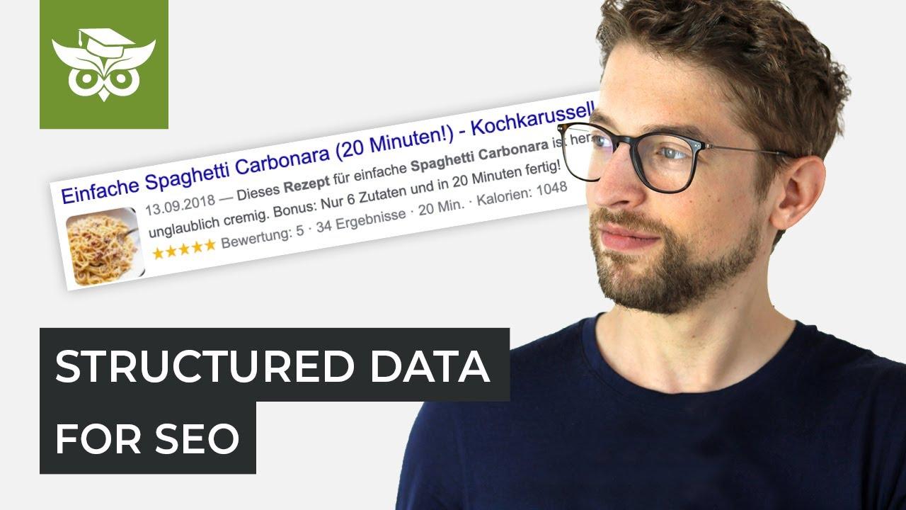 Structured Data für SEO: Alles über Rich Snippets + WordPress Plugins