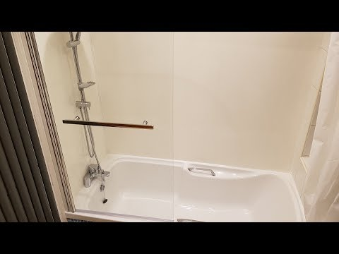 How to Install a Bath Screen
