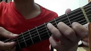"""Guitar hướng dẫn: Intro, đệm hát """"Làng quan họ quê tôi"""""""
