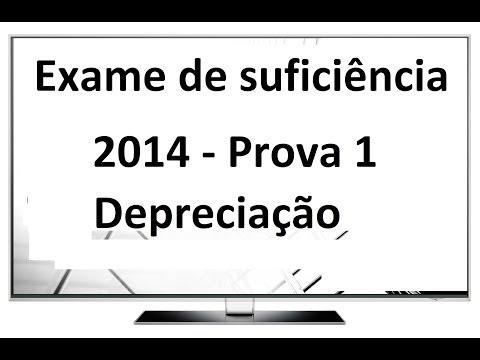Gabarito exame crc 2014