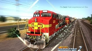 Trainz Simulator 2 - Launch Trailer (iOS/Mac)
