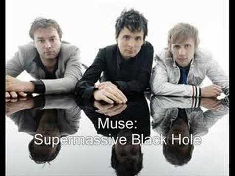 Muse: Supermassive Black Hole Sped Up. - YouTube