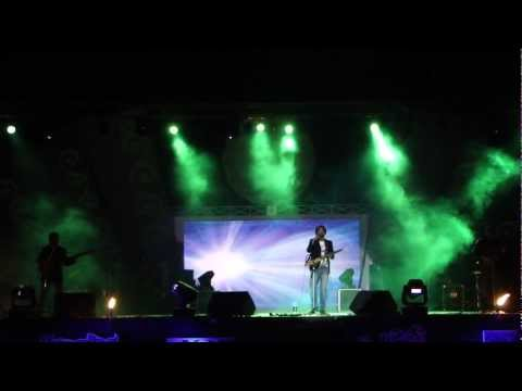 DIL YEH AAWAZ DE By AGNEE Live At RAIPUR [AALAAP].MP4