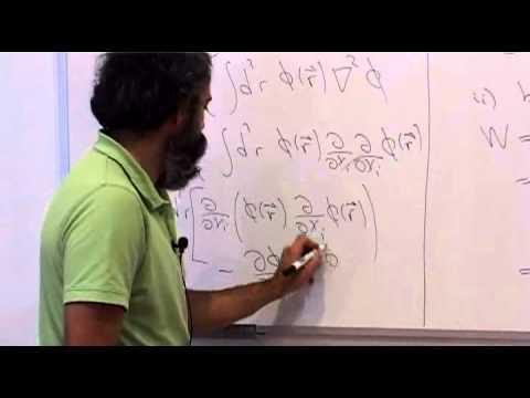 Lecture 03 - Klasik Elektrodinamik - W02L01