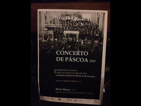 concerto de pascoa 2015 - conservatorio de musica de agueda