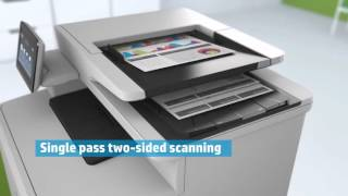 HP Color LaserJet Pro MFP M477fdw Multifunction Colour Laser Printer