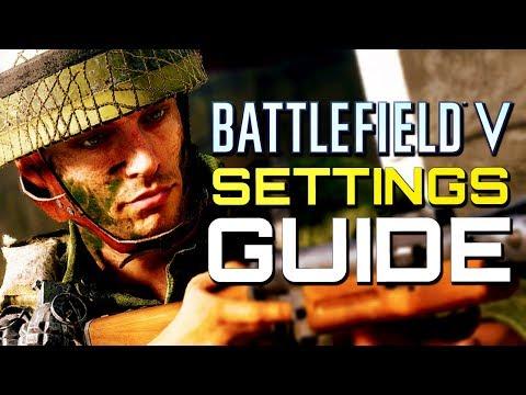 Battlefield 5: Settings Guide - Best Sensitivity? (Battlefield V Tips) thumbnail