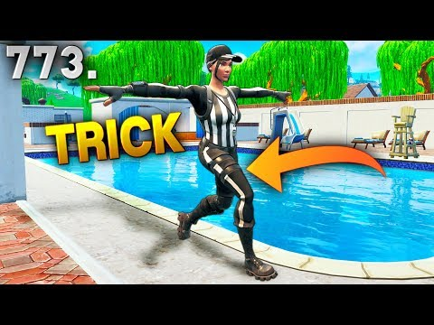 *NEW* T-POSE RUN TRICK! - Fortnite Funny WTF Fails and Daily Best Moments Ep. 773