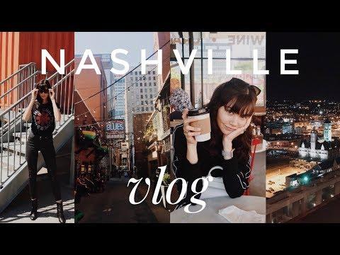 WEEKEND IN MY LIFE: NASHVILLE! meetings, food, exploring// HANNAHWORTHANDERSON