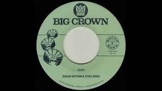 Bacao Rhythm & Steel Band - Burn - BC054-45 - Side B