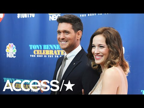Michael Bublé's Wife Luisana Lopilato Gushes About Her Pregnancy   Access