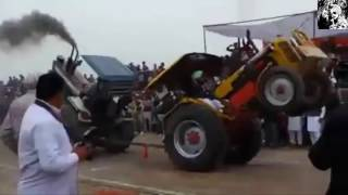 DANGER Ford 3600 Vs HMT 5911 Tractor TOCHAN ★ JATT DA TRACTOR Video HD