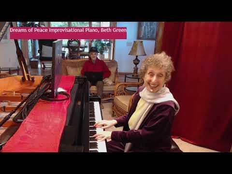 Beth Green's Magical Piano Music, 5-6-2021