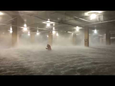 Hurricane Nate from Biloxi, Mississippi! October 8, 2017