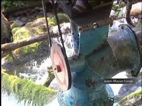 Сотрудники заповедника построили в горах микро-ГЭС