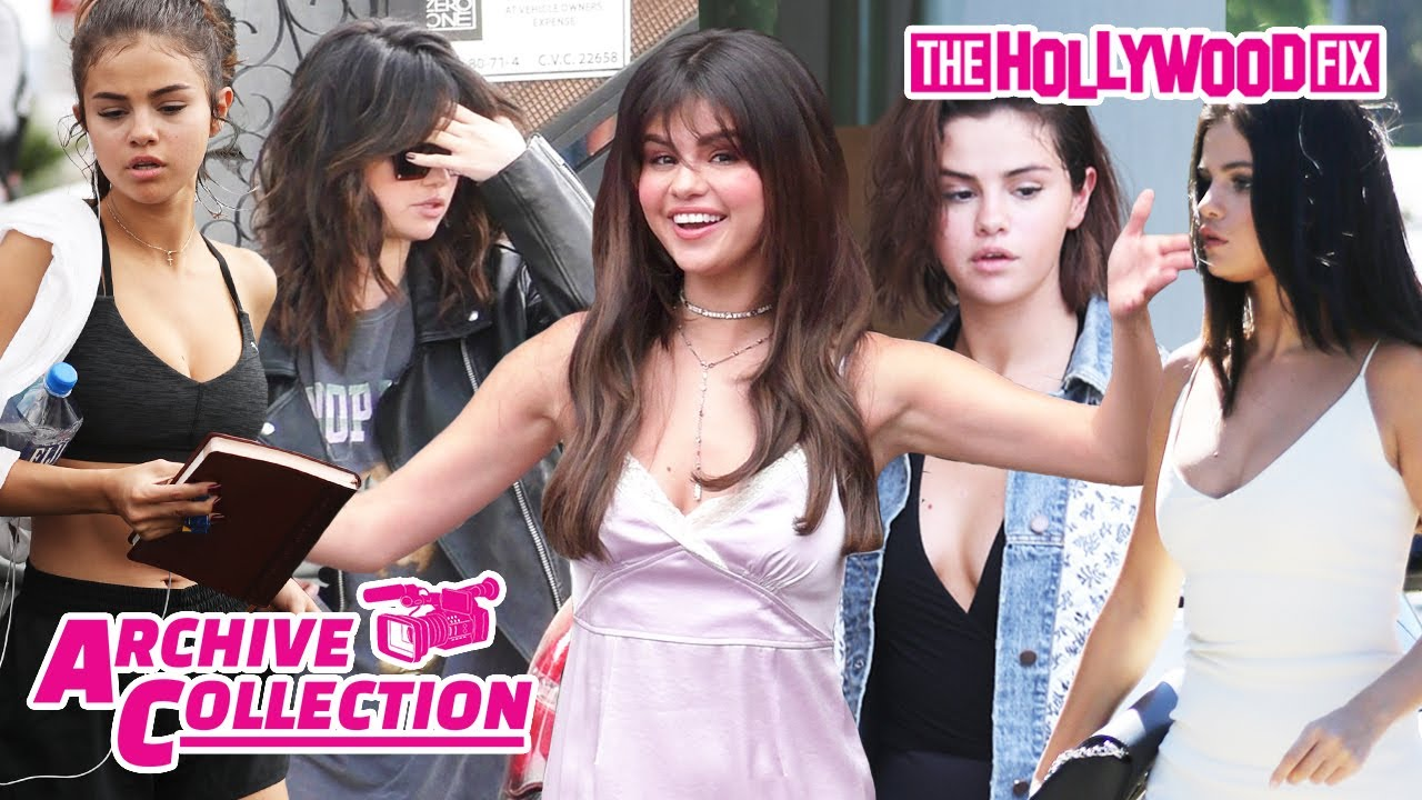 Selena Gomez Archive Collection: The Ultimate Hollywood Fix Paparazzi Video Megamix 11.6.20