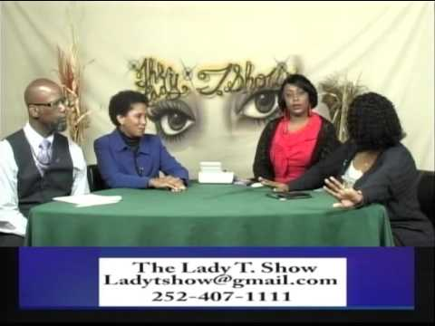 The Lady T Show: Nash Edgecombe Domestic Violence Task Force