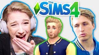 Hooking Up My Friends   Courtney Plays Sims 4 — Pt. 1