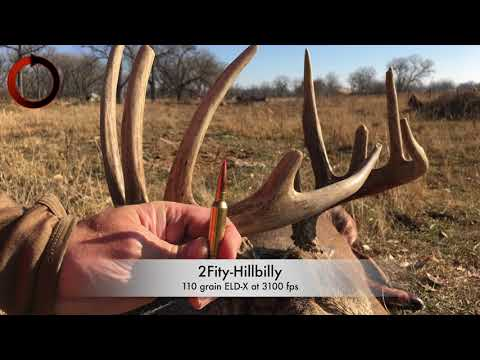 The 257 Creedmoor / 2Fity-Hillbilly in Nebraska