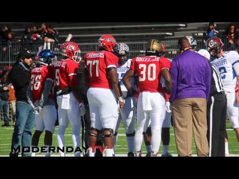 Alabama-Mississippi All Star Game 2016 Highlights