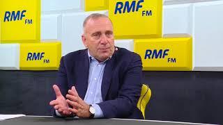 Schetyna o odejściu Łapińskiego: Prezydent nie ma najlepszej passy, zawsze szuka się winnego
