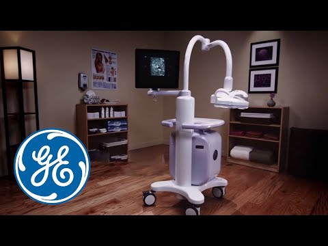 GE Healthcare Invenia ABUS Automated Breast Ultrasound Overview