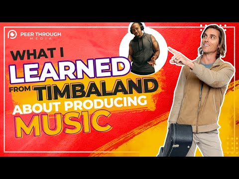 Masterclass Review Timbaland Teaches Producing and Beatmaking - Is It Worth It?