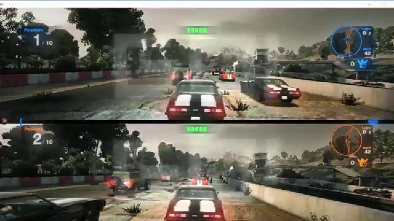 BLUR : Best Multiplayer Splitscreen Racing Gameplay HD (FREE DOWNLOAD, LINK  BELOW))