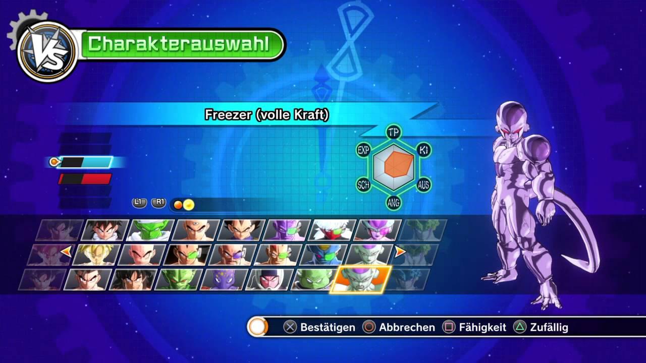 Dragonball Alle Charaktere