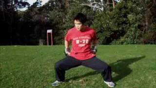 Repeat youtube video 工字伏虎拳 Gung Ji Fuk Fu Kuen - Sam