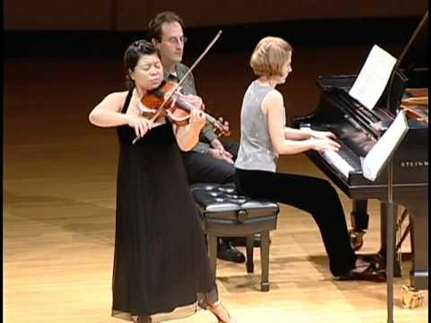 Yura Lee, viola - Schubert Arpeggione Sonata