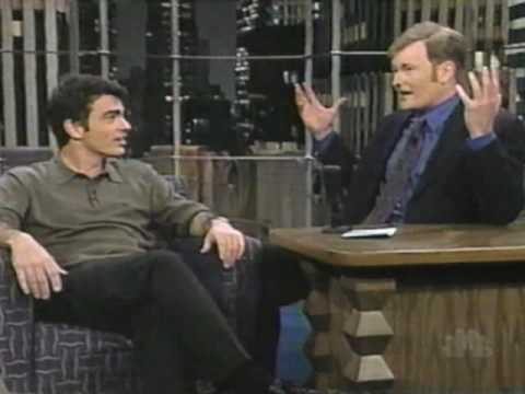Peter Gallagher interview 1997
