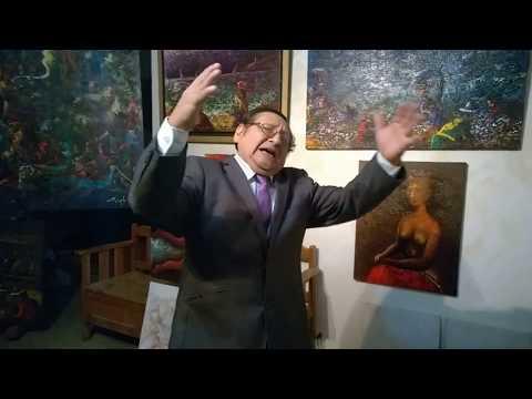 Guarda che luna Buscaglioni  Malgoni  Miguel Angel Aybar Tenor